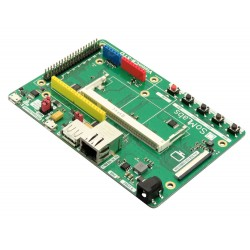 VisionCB-6ULL-STD v.2.0 - base board for VisionSOM modules with i.MX 6ULL processors