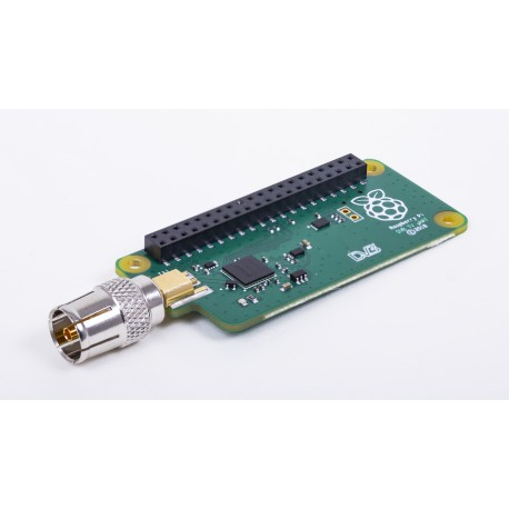 TV HAT - extension with a DVB-T decoder for Raspberry Pi