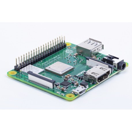 Raspberry Pi 3 model A+ z WiFi 2.4 i 5 GHz oraz Bluetooth 4.2