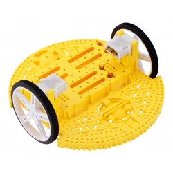 Chassis Romi Chassis Kit - Yellow