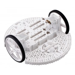 Chassis Romi Chassis Kit - White