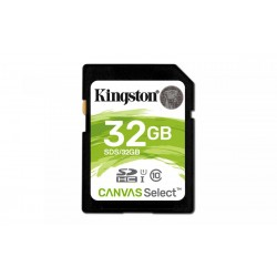 Karta pamięci Kingston CANVAS SDS/32GB