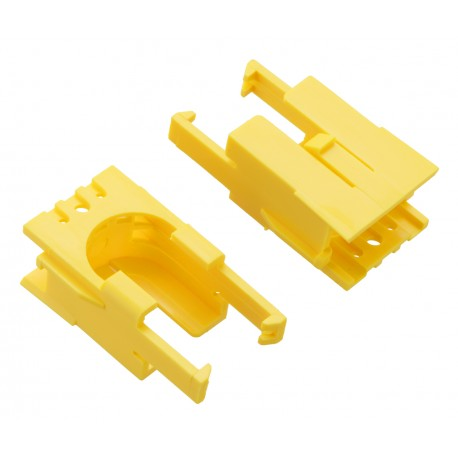 Engine mount for Romi Chassis yellow chassis (2 pcs)