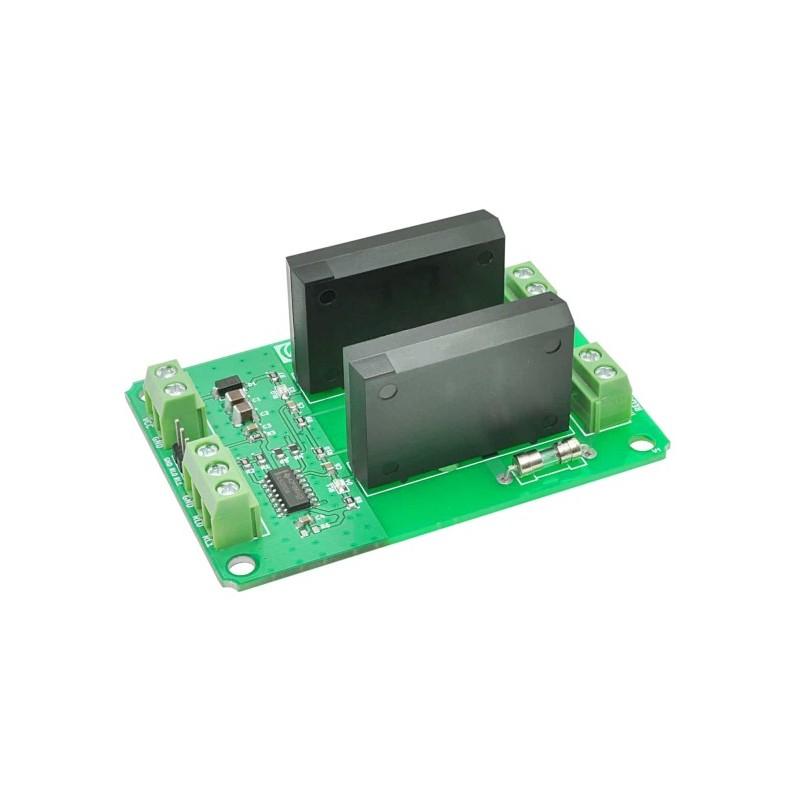 DFRobot Gravity - DC fan module - contents of the set