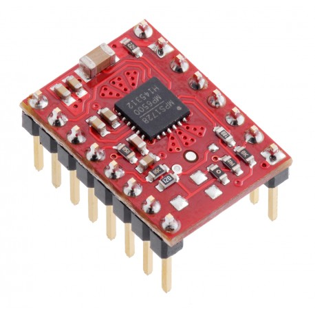 Pololu Stepper motor controller with MP6500 chip (soldered)