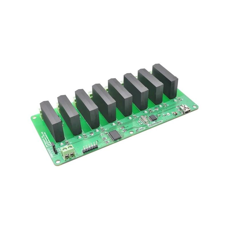KAmodMAG3110FCR1 - moduł z czujnikiem pola magnetycznego