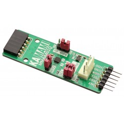 KAmodMMA8451Q - a module with a three-axis accelerometer