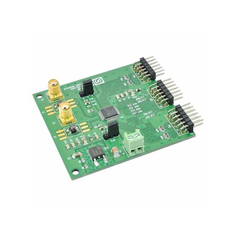 iPazzPort KP-810-19S - miniaturowa klawiatura bezprzewodowa z touchpadem