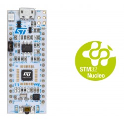 NUCLEO-L412KB - STM32 Nucleo-32 development board with STM32L412KB MCU, supports Arduino, ST Zio and morpho connectivity