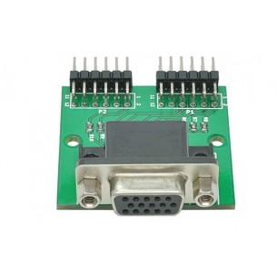 Zumo 32U4 Robot (złożony, z silnikami 75:1 HP)