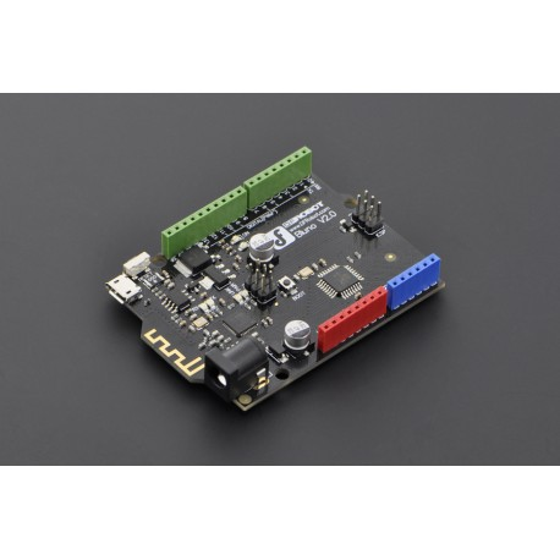 DFRobot Bluno - płytka bazowa z mikrokontrolerem ATmega328 + moduł BLE