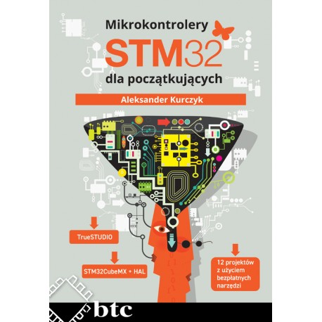 STM32 microcontrollers for beginners
