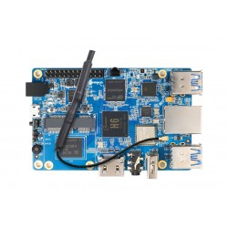 Orange Pi 3 1GB - computer with Allwinner H6 processor + eMMC 8GB