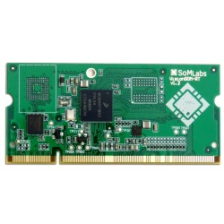 VisionSOM-RT - module with i.MX RT1062 microcontroller, 4MB QSPI Flash