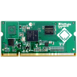 VisionSOM-RT - module with i.MX RT1052 microcontroller, 16MB QSPI Flash, 32MB SDRAM