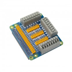 GPIO extension plate for Raspberry Pi 2/3 model B