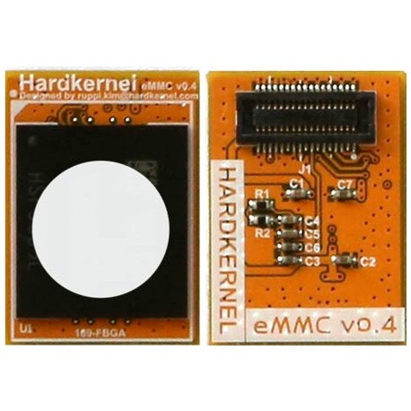 The eMMC 5.1 memory module with Android for Odroid XU4 - 64GB