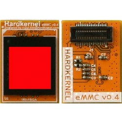 The eMMC 5.1 memory module with Linux for the Odroid C2 - 8GB