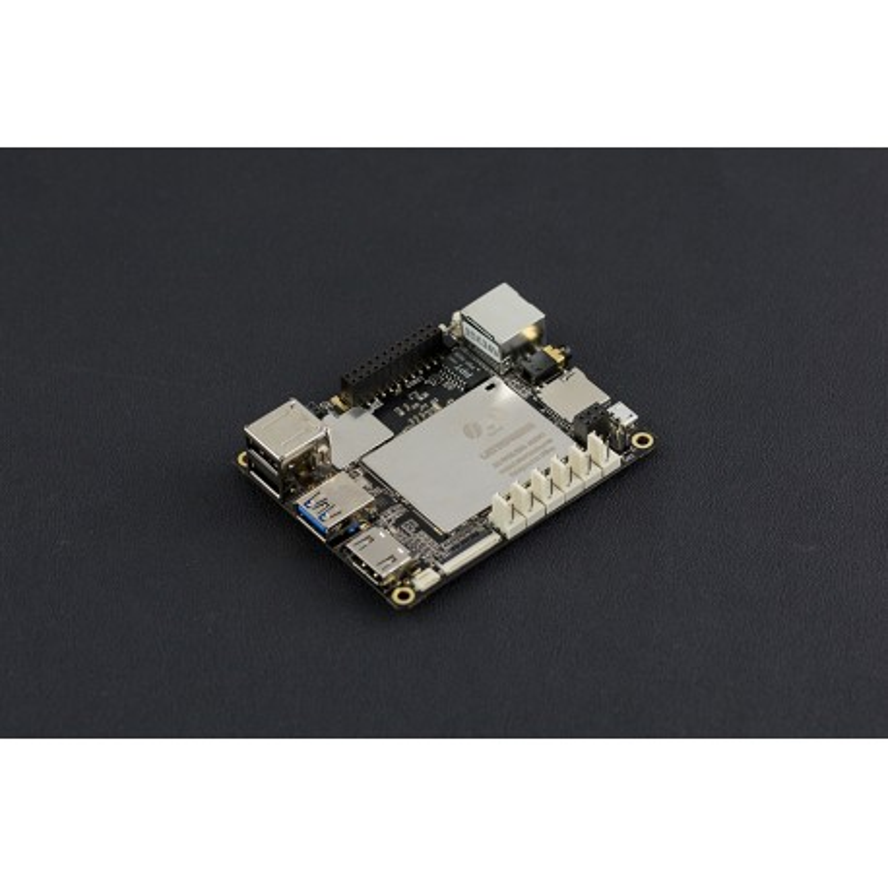 LattePanda - komputer z procesorem Intel Cherry Trail Z8350 (4GB RAM/64GB eMMC) z Windows 10