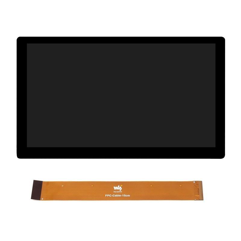 Wyświetlacz alfanumeryczny OLED 16x2 WEH001602ABPP5N00000