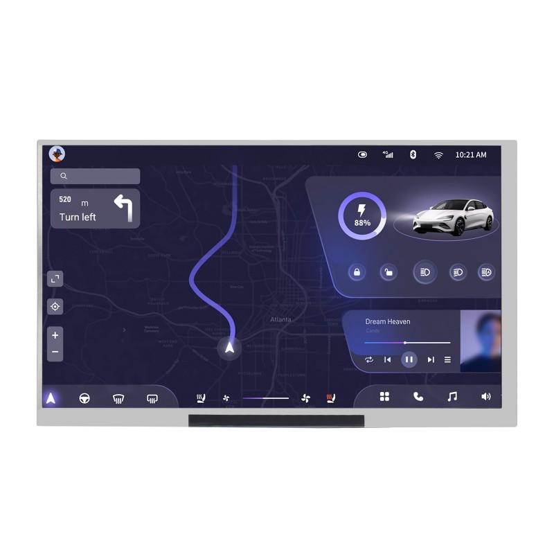 Wyświetlacz alfanumeryczny OLED 16x2 WEH001602ARPP5N00000