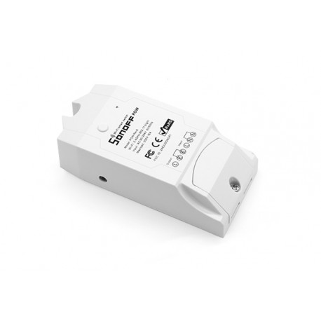 Sonoff POW R2 - electricity consumption meter with WiFi function