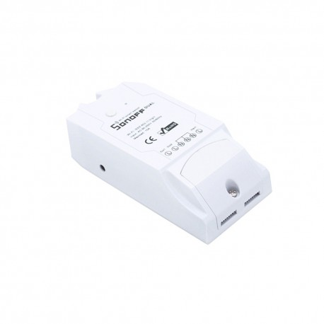 Sonoff Dual - a double switch with WiFi function