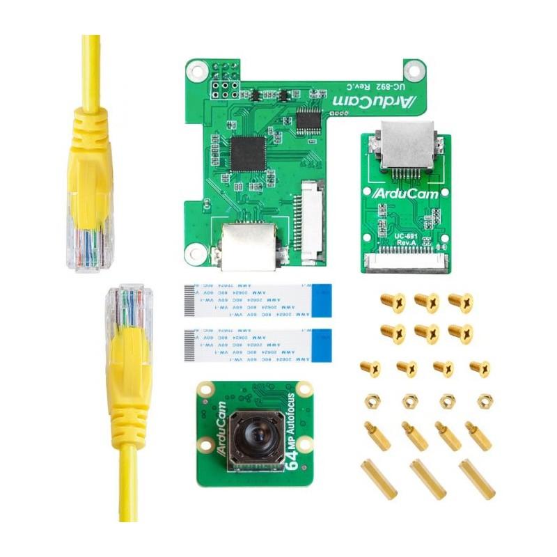 KAmodRPi-GPRS-GPS - nakładka transmisji GSM/BT dla Raspberry Pi