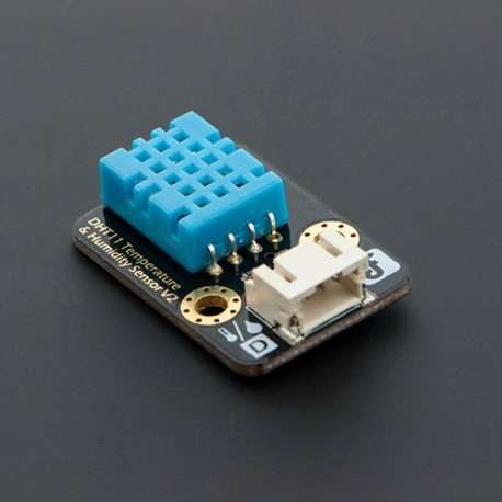DFRobot Gravity Module with temperature / humidity sensor DHT11