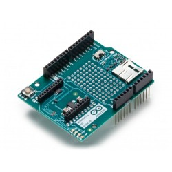 Arduino Wireless Shield SD - overlay with Xbee socket