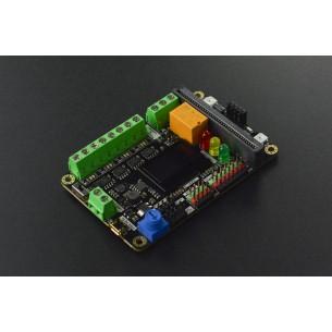 Obudowa dla Odroid XU4 - niebiesko-przezroczysta