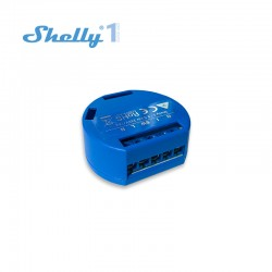 Shelly 1 Open Source - a relay switch with WiFi