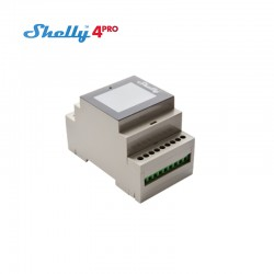 Shelly 4Pro - 4-channel relay switch with WiFi