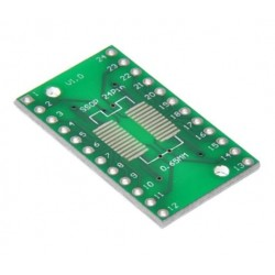 SOP24 PCB adapter for DIP24