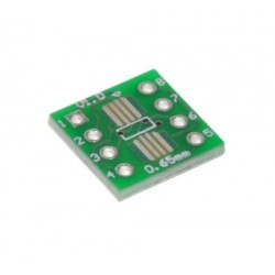 SOP8 / SOIC8 PCB adapter for DIP8