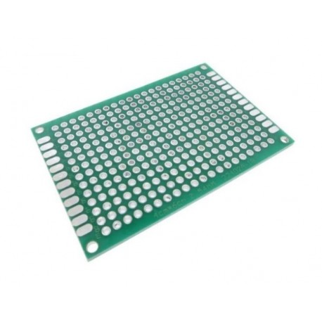 Double-sided universal plate 280 holes