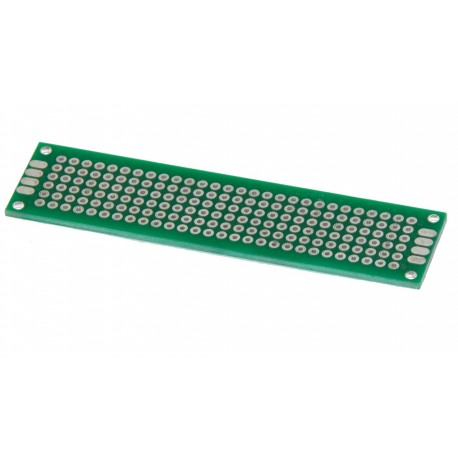Double-sided universal plate 168 holes