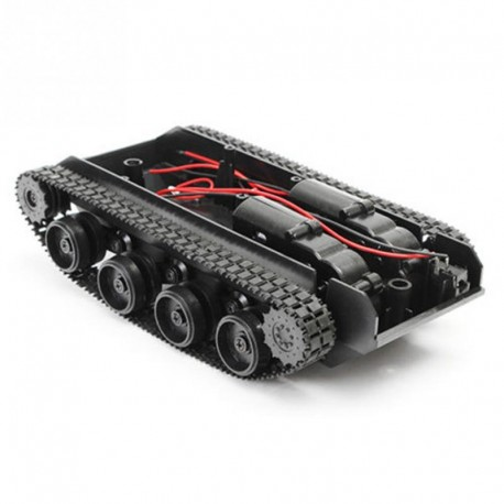 Damping Tank Chassis - crawler robot chassis