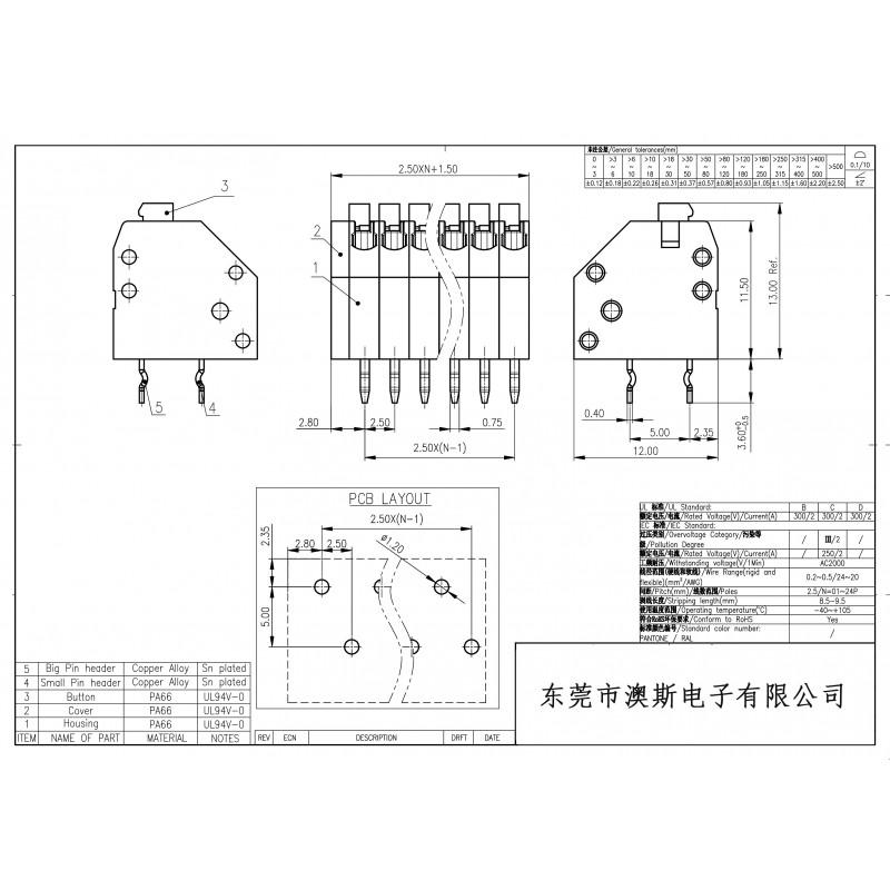 Damping Tank Chassis - podwozie robota gąsienicowego