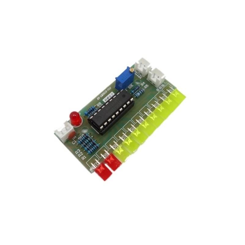 DFRobot RP-C18.3-ST Thin Film Pressure Sensor - analogowy czujnik nacisku