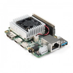 Coral Dev Board - minicomputer with NXP i.MX 8M