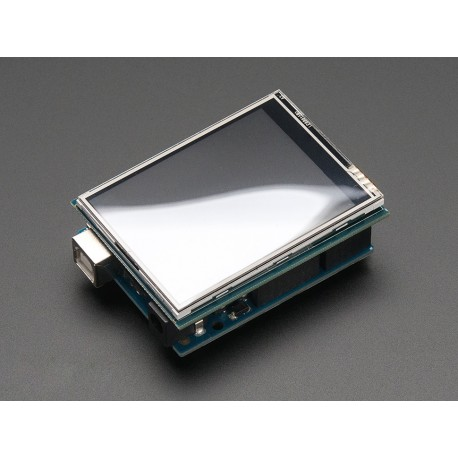 """2.8"""" TFT Touch Shield for Arduino v2"""