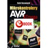 AVm ATmega microcontrollers in practice (e-book)