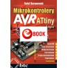 AVT ATtiny microcontrollers in practice (e-book)
