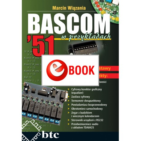 Bascom 51 in the examples (e-book)