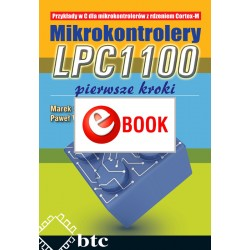 LPC1100 microcontrollers. First steps (e-book)