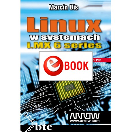 Linux w systemach i.MX 6 series (ebook)