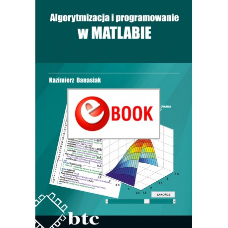 Algorithmization and programming in MATLAB (e-book)