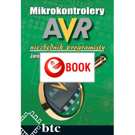 AVR microcontrollers - programmer's essential (e-book)