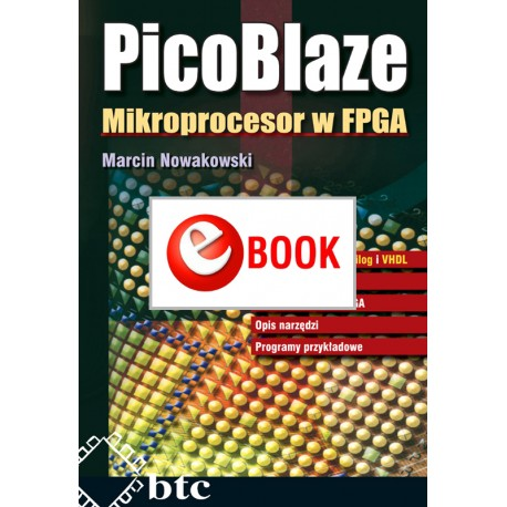 Picoblaze. Microprocessor in FPGA (e-book)